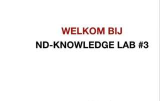 ND Knowledge lab 3