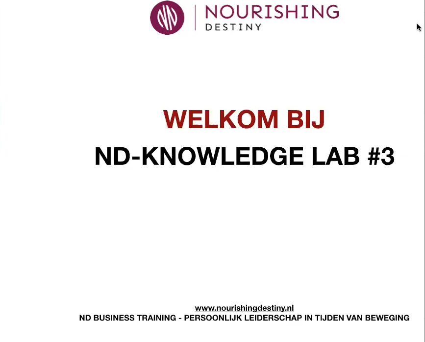 ND Knowledge lab 3