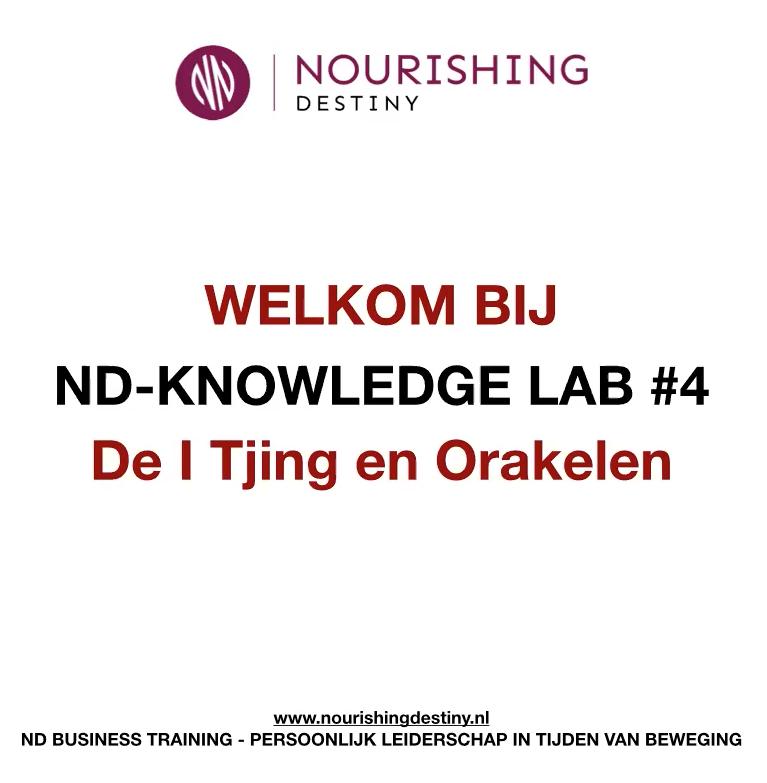 ND Knowledge lab 4#