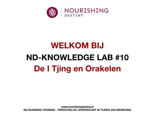 KNOWLEDGE LAB 10#