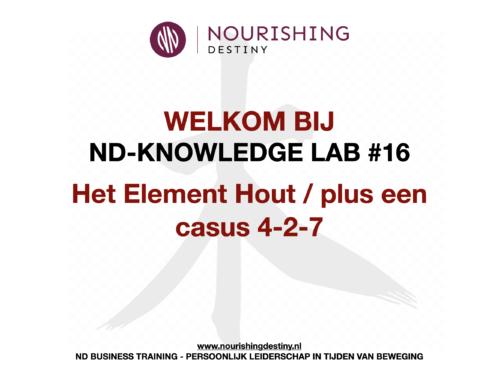 KNOWLEDGE LAB 16#