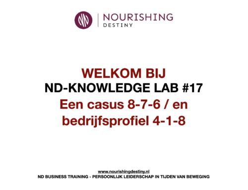 KNOWLEDGE LAB 17#